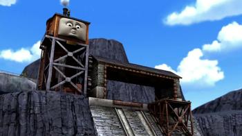 Thomas and Friends Take-n-Play Great Quarry Climb TV Spot - Thumbnail 3