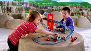 Thomas and Friends Take-n-Play Great Quarry Climb TV Spot - Thumbnail 6