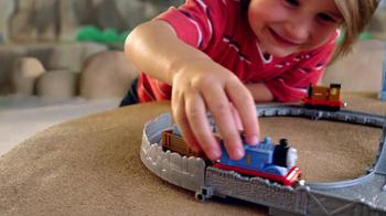 Thomas and Friends Take-n-Play Great Quarry Climb TV Spot - Thumbnail 7