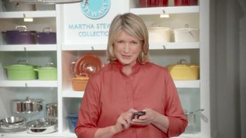 Macy's TV Spot, 'Coriander' Featuring Martha Stewart and Marcus Samuelsson - 309 commercial airings