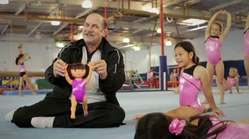 Fantastic Gymnastics Dora Collection TV Spot