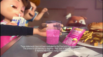 Emergen-C TV Spot, 'Keeping Up with the Kids' - Thumbnail 5