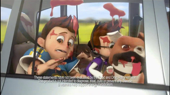 Emergen-C TV Spot, 'Keeping Up with the Kids' - Thumbnail 7