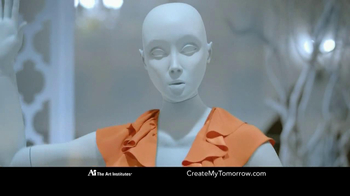 The Art Institutes TV Spot, 'The Talking Mannequin'