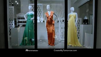 The Art Institutes TV Spot, 'The Talking Mannequin' - Thumbnail 2