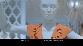 The Art Institutes TV Spot, 'The Talking Mannequin' - Thumbnail 7