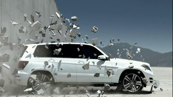 2013 Mercedes-Benz GLK TV Spot - 947 commercial airings