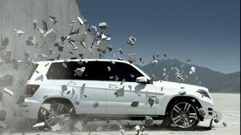 2013 Mercedes-Benz GLK TV Spot - 947 commercial airings