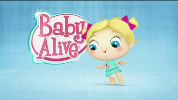Baby Alive TV Spot - Thumbnail 1