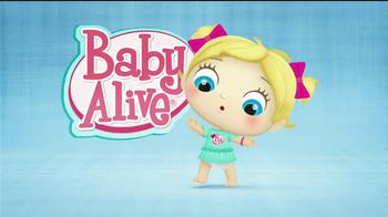 Baby Alive TV Spot - Thumbnail 2