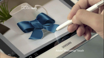 Samsung Galaxy Note 10.1 TV Spot, Song by Maroon 5 - Thumbnail 2