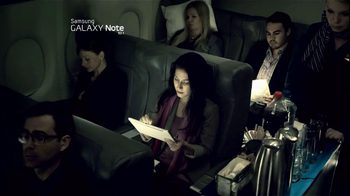 Samsung Galaxy Note 10.1 TV Spot, Song by Maroon 5 - Thumbnail 4