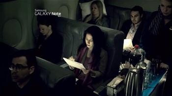 Samsung Galaxy Note 10.1 TV Spot, Song by Maroon 5 - Thumbnail 4