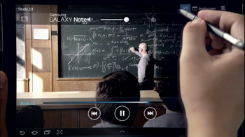 Samsung Galaxy Note 10.1 TV Spot, Song by Maroon 5 - Thumbnail 7