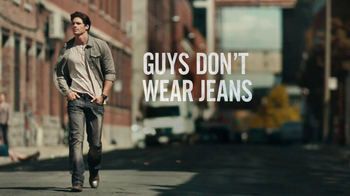Lee Jeans TV Spot for Jeans for Guys