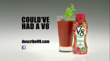V8 Juice TV Spot, 'Taste Lab' - Thumbnail 10