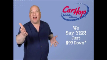CarHop Auto Sales & Finance TV Spot, 'Platinum Rewards Program'