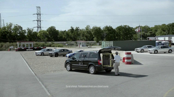 2012 Chrysler Town and Country TV Spot, 'The Test of Ownership' - Thumbnail 1