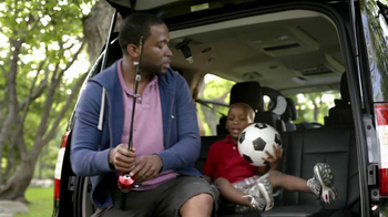 2012 Chrysler Town and Country TV Spot, 'The Test of Ownership'