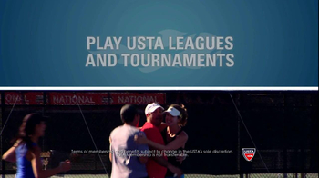 United States Tennis Association (USTA) TV Spot 'Make A Difference' - Thumbnail 3