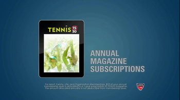 United States Tennis Association (USTA) TV Spot 'Make A Difference' - Thumbnail 4