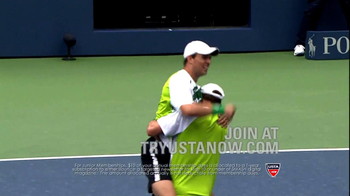 United States Tennis Association (USTA) TV Spot 'Make A Difference' - Thumbnail 5