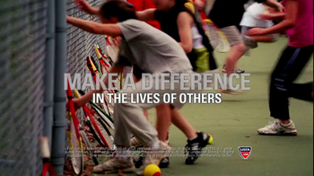 United States Tennis Association (USTA) TV Spot 'Make A Difference' - Thumbnail 6