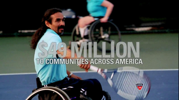 United States Tennis Association (USTA) TV Spot 'Make A Difference' - Thumbnail 7