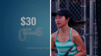 United States Tennis Association (USTA) TV Spot 'Make A Difference' - Thumbnail 8