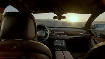 Audi A8 TV Spot, 'Experiences in a Seat' - Thumbnail 8