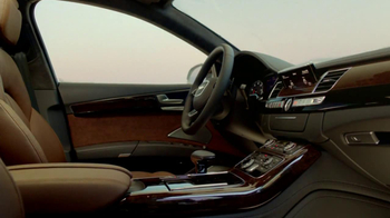 Audi A8 TV Spot, 'Experiences in a Seat' - Thumbnail 9