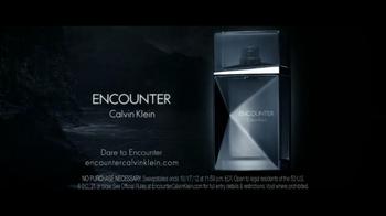 Calvin Klein TV Spot, 'Encounter' - Thumbnail 9