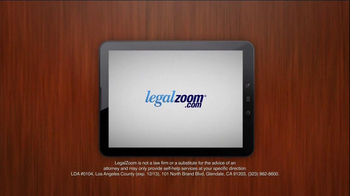 Legalzoom.com TV Spot 'An Easier, Less Expensive Way' - Thumbnail 6