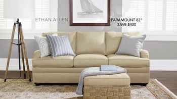 Ethan Allen TV Spot 'Custom-Design Sofas' - Thumbnail 1
