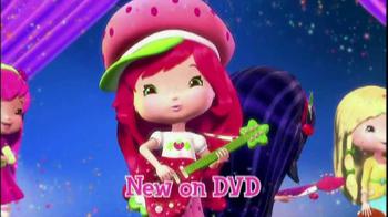 Strawberry Shortcake Jammin' with Cherry Jam on DVD TV Spot - Thumbnail 1
