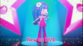 Strawberry Shortcake Jammin' with Cherry Jam on DVD TV Spot - Thumbnail 2