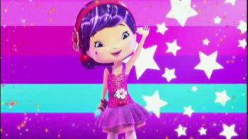 Strawberry Shortcake Jammin' with Cherry Jam on DVD TV Spot - Thumbnail 3