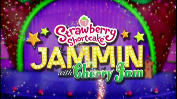 Strawberry Shortcake Jammin' with Cherry Jam on DVD TV Spot - Thumbnail 8