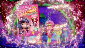 Strawberry Shortcake Jammin' with Cherry Jam on DVD TV Spot - Thumbnail 9