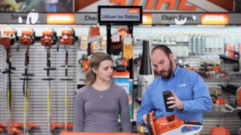 STIHL SH 86 C-E Shredder Vac/Blower TV Spot - Thumbnail 6