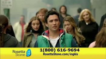 Rosetta Stone TV Spot, 'Cafetería' [Spanish] - Thumbnail 1