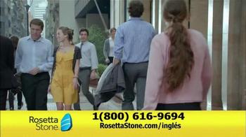 Rosetta Stone TV Spot, 'Cafetería' [Spanish] - Thumbnail 10
