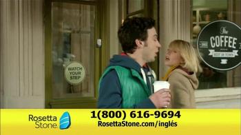 Rosetta Stone TV Spot, 'Cafetería' [Spanish] - Thumbnail 3