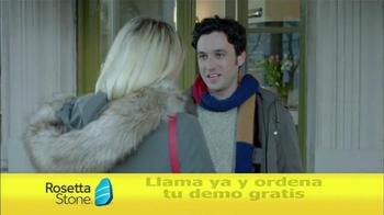 Rosetta Stone TV Spot, 'Cafetería' [Spanish] - Thumbnail 6