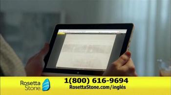 Rosetta Stone TV Spot, 'Cafetería' [Spanish] - Thumbnail 7