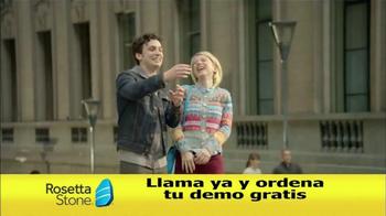 Rosetta Stone TV Spot, 'Cafetería' [Spanish] - Thumbnail 9