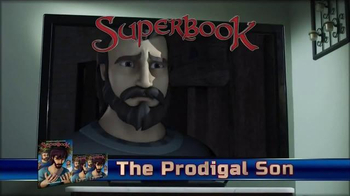 CBN Superbook: The Prodigal Son TV Spot - Thumbnail 5