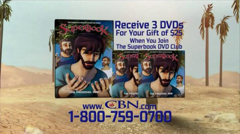 CBN Superbook: The Prodigal Son TV Spot - Thumbnail 8