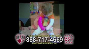 Love Shriners TV Spot, 'Sadie' Featuring Kathie Lee Gifford - Thumbnail 6