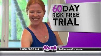 Shark Steam & Spray TV Spot, 'Real People'